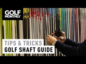 Beginner's Golf Shaft Guide | Tips & Tricks | Golf Monthly