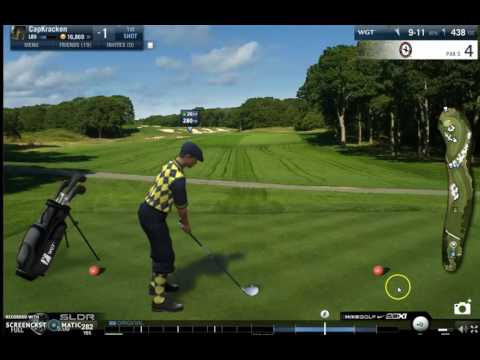 WGT Golf Driving Tips #3