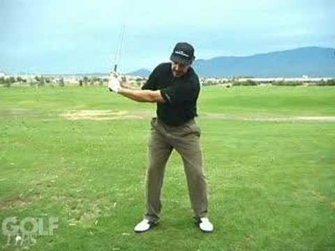Golf Tips Magazine – Long Driving Through Arm Width