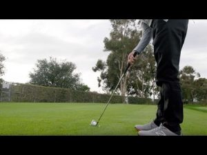 Hank Haney Golf Tips: Gate Drill For Solid Irons
