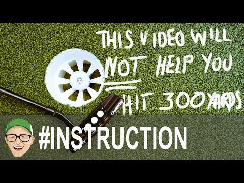 THIS IS PUTTING TIP SO YOU PROBABLY WONT WATCH IT GOLFERS