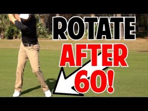 How to Rotate Your Hips in Golf After 60
