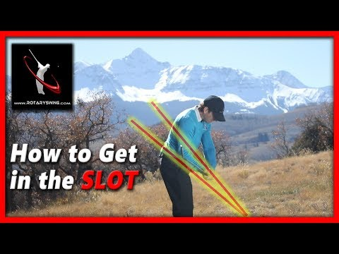 How to Fix Your Golf Swing Plane & Shallow the Club