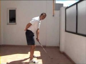 Golf tips – Improve your swing plane