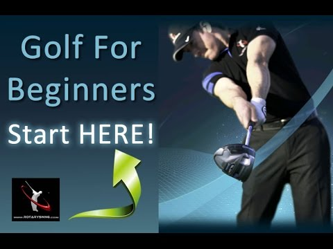 Golf for Beginners – Your Most Important First Golf Tip! * START HERE *