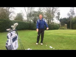 Easiest swing in golf, simplifying chipping, Senior Golfer Specialist