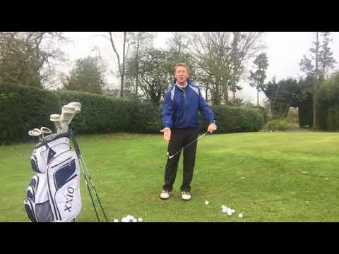 Easiest swing in golf, simplifying chipping, Senior Golfer Specialist