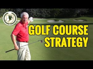 Golf Course Strategy – Especially For Irons