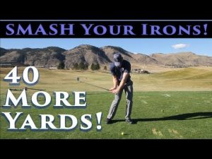 How to Hit Your Irons 40 Yards Further!