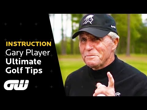 Gary Player's ULTIMATE Putting & Chipping Tips | Instruction | Golfing World