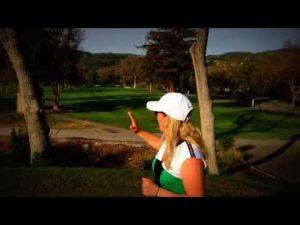 Beginning Ball flight for Left-handed golfers
