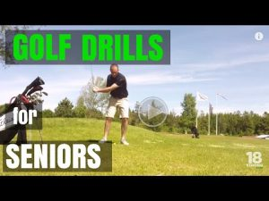 Golf Drills For Seniors