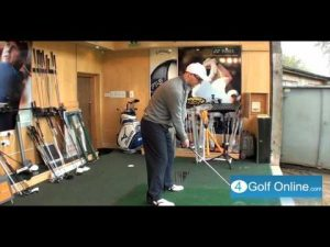 Golf Swing Lesson Swing Plane