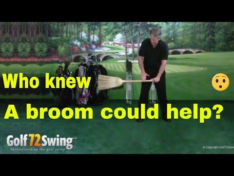 Really Easy Golf Swing For Beginners⛳