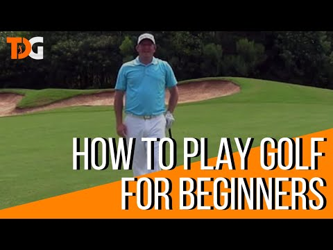How To Play Golf For Beginners – Tyler Dice Golf