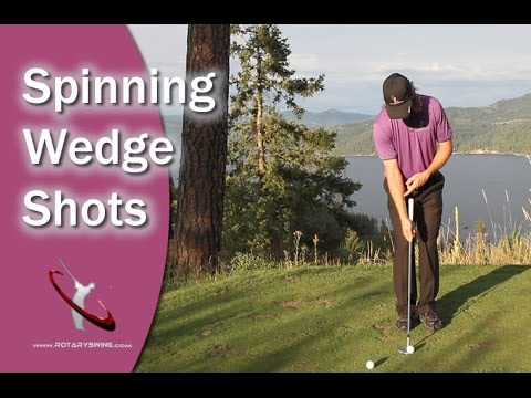 Chipping Tips – How to Hit Pitch Shots with Spin