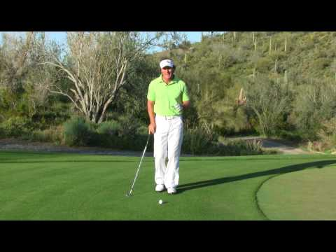 Jeff Ritter Golf Chipping Tip Hinge and Fold