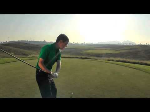 Golf Tips: Driving into the sun