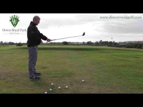 Golf tips with Dougie Bell #3 Driving