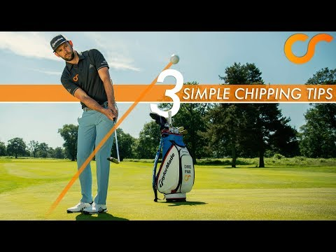3 SIMPLE CHIPPING TIPS