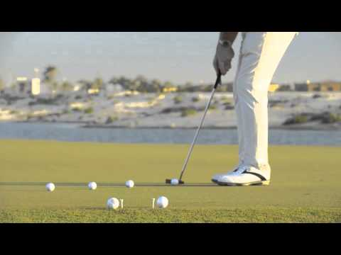 Golf Tips: Pace Putting Drill