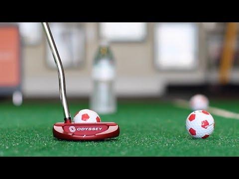 Insta Golf Tips: Indoor Putting Practice