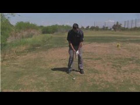 Golfing 101 : Left-Handed Golf Grip