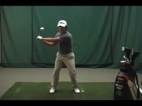 Golf Instruction – Backswing Plane – Mike Bury Golf