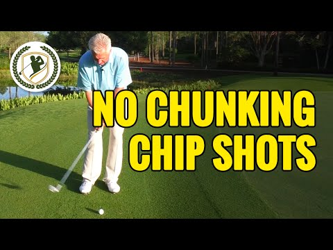 CHIPPING TIPS – HOW TO STOP CHUNKING YOUR GOLF CHIPS