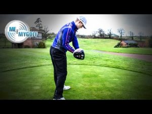 HOW TO HIT YOUR DRIVER DEAD STRAIGHT!