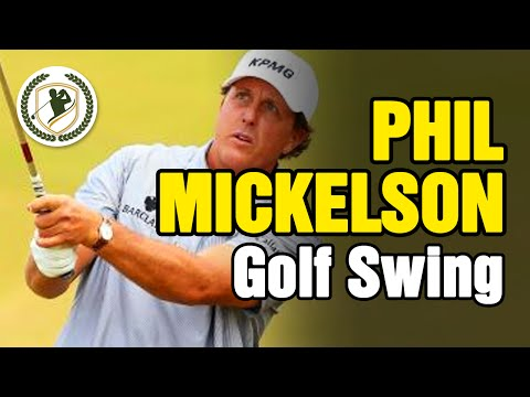 PHIL MICKELSON SWING – SLOW MOTION PRO GOLF SWING ANALYSIS