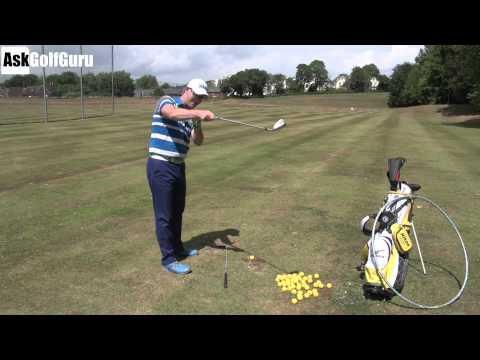 No More Over The Top Golf Swings Control The Handle
