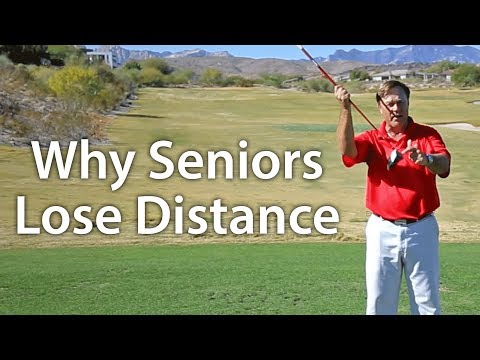More Distance – Why Seniors Lose Distance