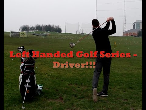 Left Handed Golf Series – Driver