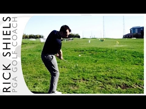 Connected Golf Chipping