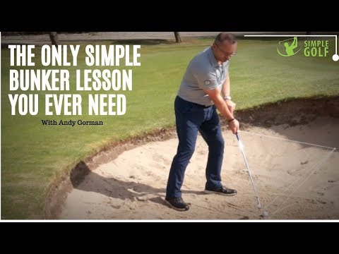 The Only Simple Simple Bunker Lesson You Need
