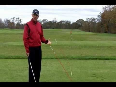 Golf Lessons – Swing Plane Drill