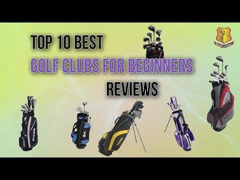 Top 10 Best Golf Clubs for Beginners Reviews