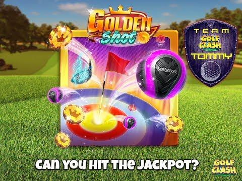 Golf Clash tips, Golden SHOT – Haunted Hills Edition  *HARD* – 9 Shots, GUIDE & TUTORIAL!