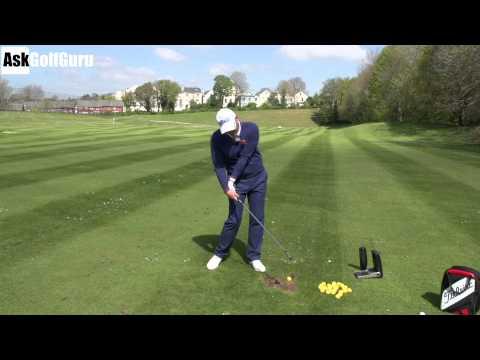 Hit Your Golf Irons Close Dynamic Loft