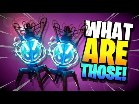 PATROL WARDS in Fortnite Save the World Trap Guide