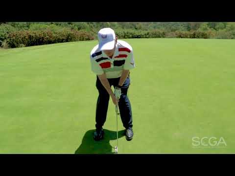SCGA Swing Tip: Gauging Putting Distance & Stroke Length