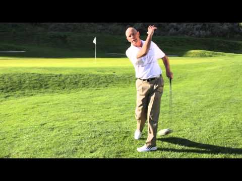 How to Keep Your Foot Grounded on a Golf Drive : Golf Tips