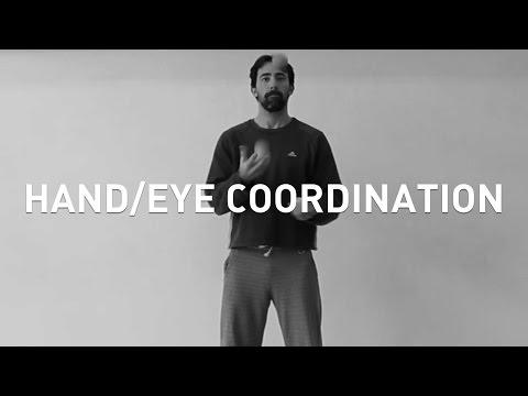 Hand/Eye Coordination Drills