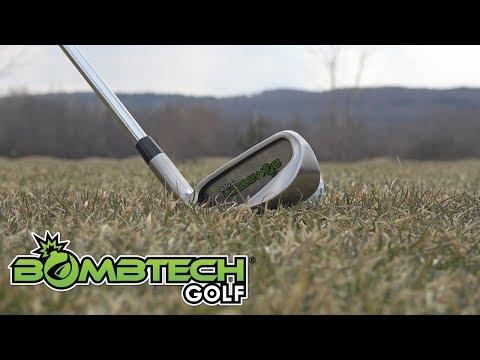 Brand New BombTech Golf Driving Irons