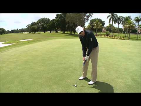 Lag Putt like a pro – Putting Tips from Jim McLean