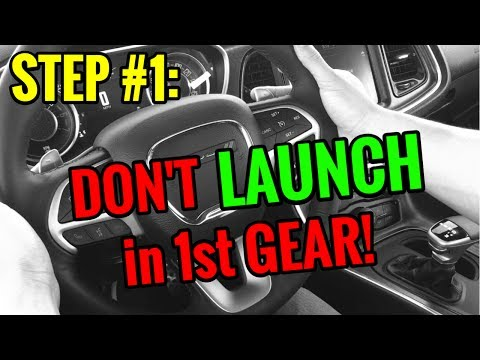 HOW TO SHIFT PERFECTLY with PADDLE SHIFTERS!