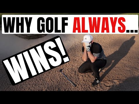 The Real Reason Why Golf ALWAYS Wins…