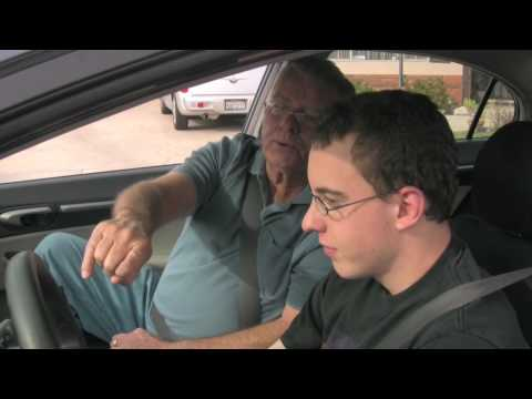 First Driving Lesson with Accredited Driving School