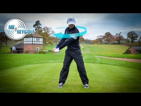 GOLF BACKSWING AND WEIGHT SHIFT DRILL